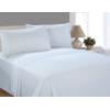 Mainstays Microfiber Bedding Sheet Set, Arctic White, Twin/Twin XL, Microfiber
