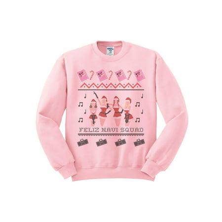 Mean Girls Xmas Dance (Mean Girls Feliz Navi Squad Christmas)