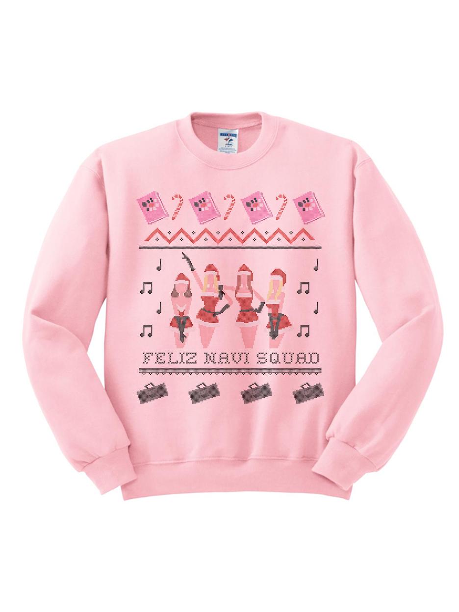 Mean Girls Feliz Navi Squad Christmas Sweatshirt