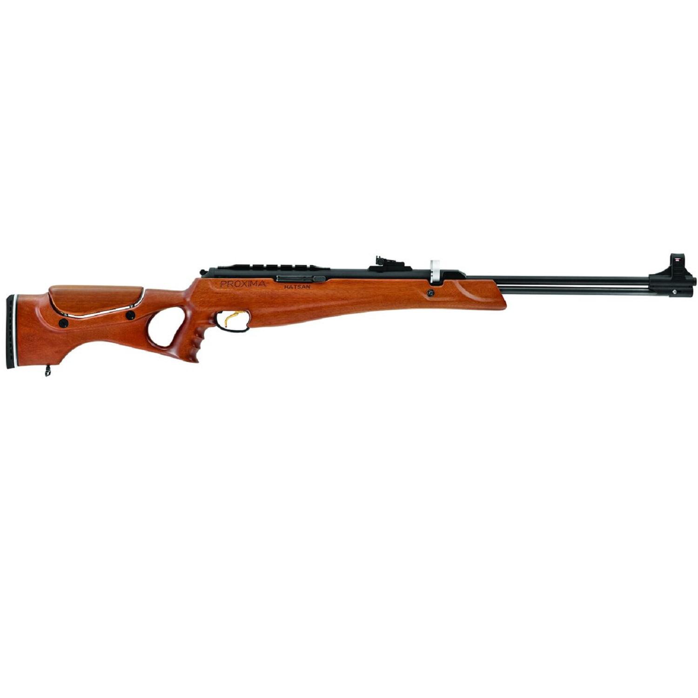 Click here to buy Hatsan Proxima Walnut Hunting Air Rifle .25 Caliber.