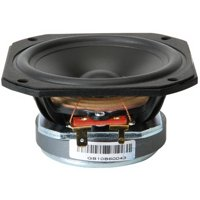 """Peerless by Tymphany TC9FD18-08 3-1/2"""" Full Range Paper Cone Woofer"""