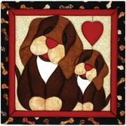 Puppy Love Quilt Magic Kit