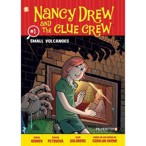 Nancy Drew and the Clue Crew 1: Small Volcanoes