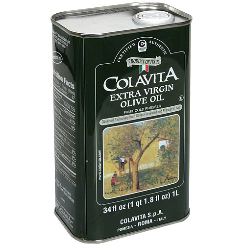 Colavita Extra Virgin Olive Oil, 32 oz (Pack of 12)