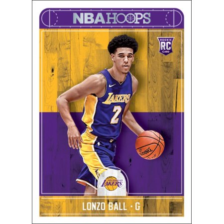 2017/18 Panini America Hoops Basketball: Hobby Box (90536) - 24 packs of 8 cards