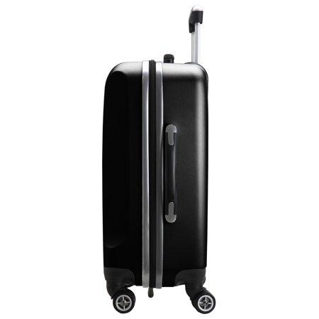 NFL Atlanta Falcons Mojo Hardcase Spinner Carry On Suitcase  - Black