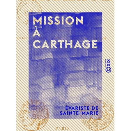 Carthage Collection (Mission à Carthage - eBook )