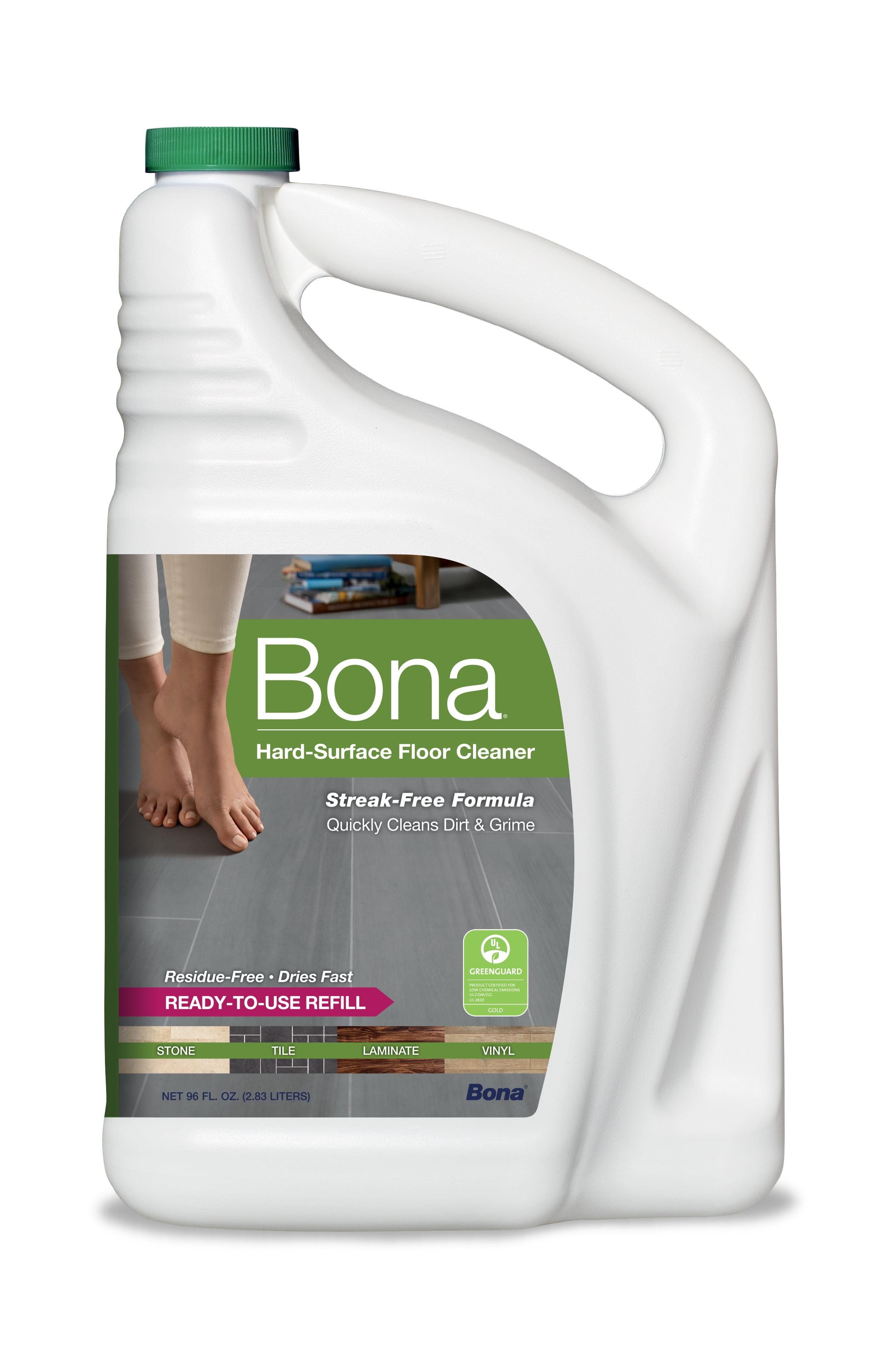 Bona Hard Surface Floor Cleaner Refill