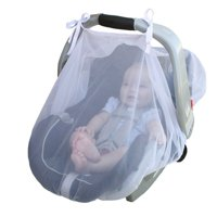 Codream Ultra dense mesh baby carriage cover mosquito breathable cool encrypted soft baby car cover Bug Insect Netting Infant Carriers Car Seats Cover Cradles