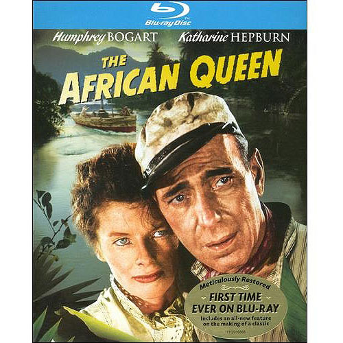 The African Queen (1951) (Blu-ray)