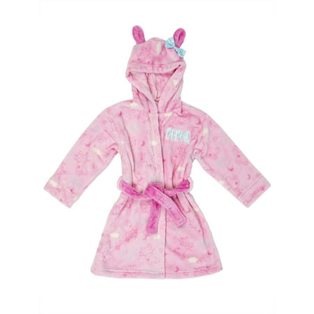 Hooded Costume Robe (Toddler Girls)