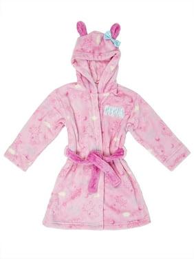 3c125aa63 Pink Toddler Girls Robes - Walmart.com