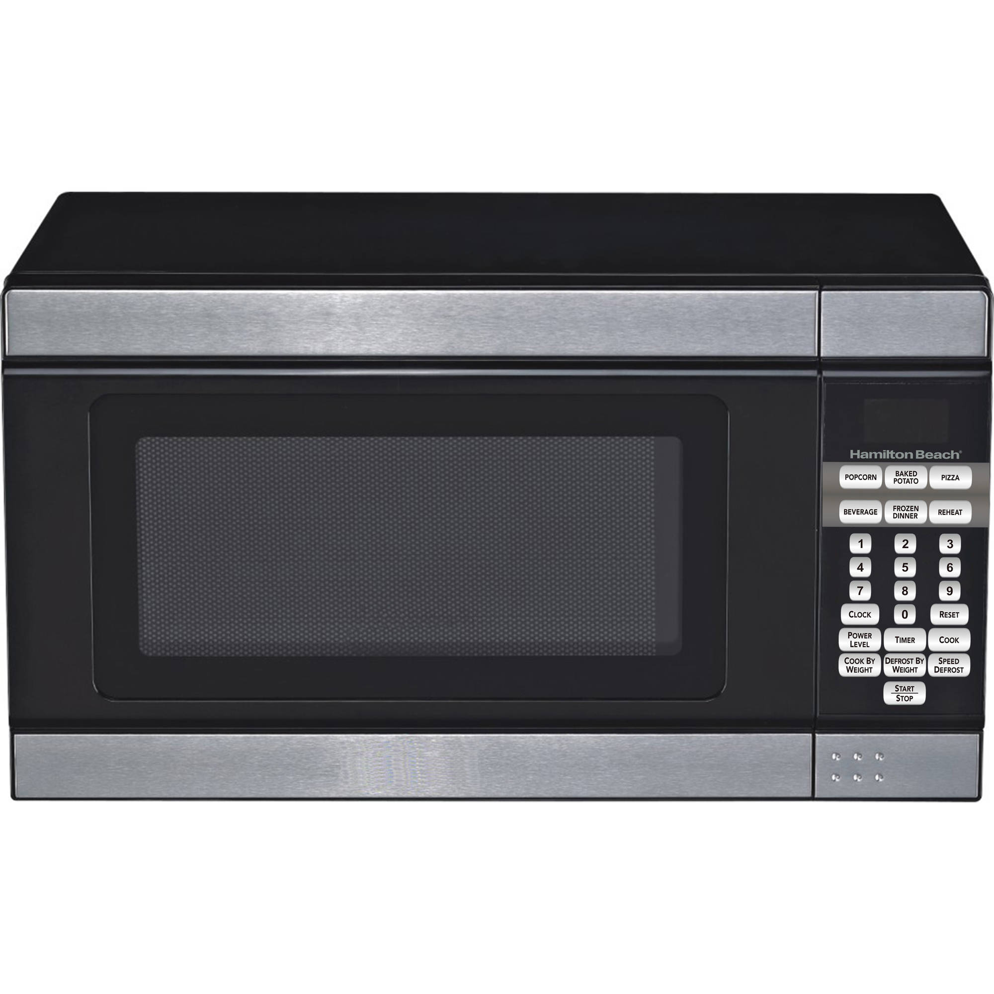 Hamilton Beach 0.7-cu. ft. Microwave Oven, Black