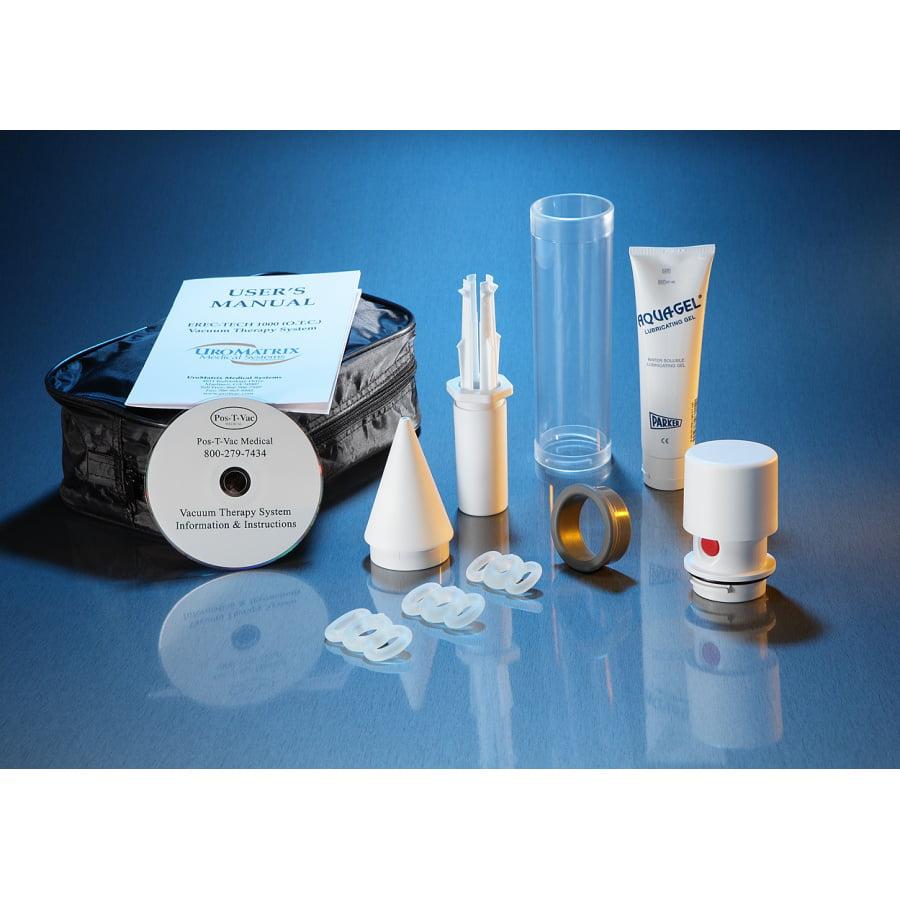 Post-T-Vac Erec-Tec 1000 Manual Operated Vacuum Erection Device  1 Count