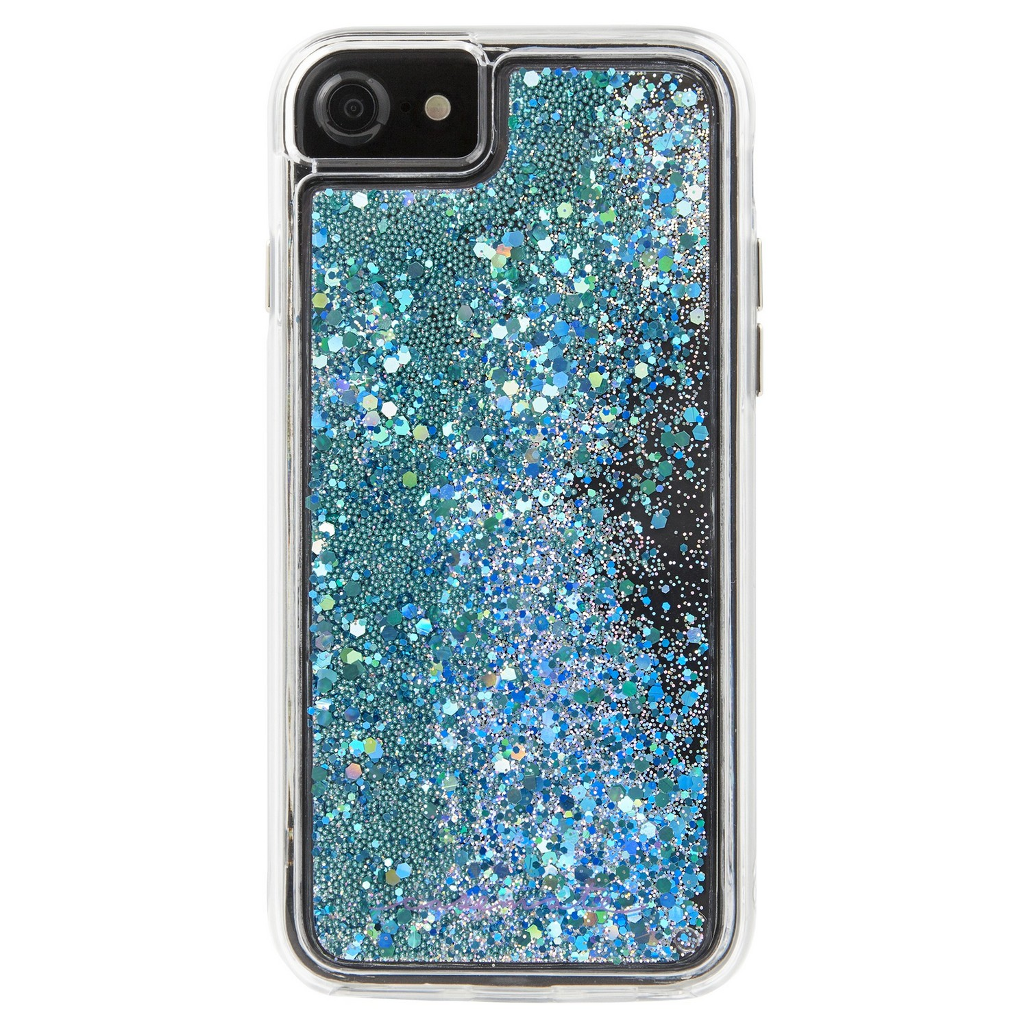 iPhone 8/7/6S Case-mate Iridescent Waterfall Naked Tough