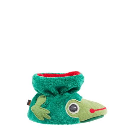 Lamb Booties - Acorn Kids Toddler Easy Critter Frog Bootie