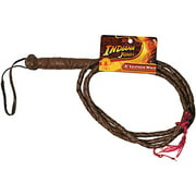 Indiana Jones Leather Whip Adult Halloween Accessory