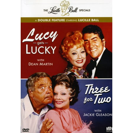 The Lucille Ball Specials: Lucy Gets Lucky / Three for Two (DVD)