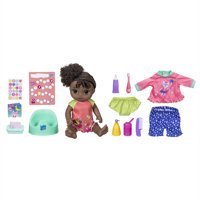 Deals on Baby Alive Potty Dance Exclusive Value Pack