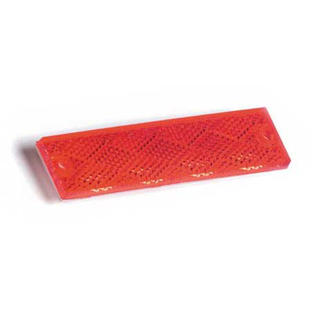 GROTE 40132-3 Stick On - Red Driveway Reflector