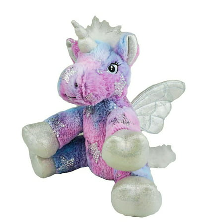 f2033952c8a Stuffems Toy Shop Record Your Own Plush 16 inch Stardust the Unicorn -  Ready 2 Love in a Few Easy Steps - Walmart.com