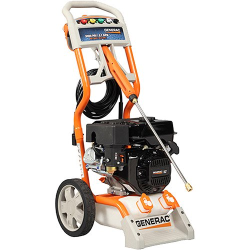 Factory Reconditioned Generac 6024r 3 100 Psi 2 7 Gpm Gas Pressure Washer