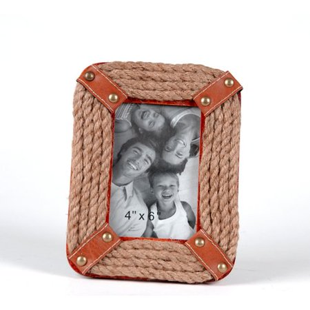 Wilco Home Rope Picture Frame