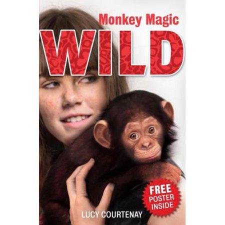 WILD: 2: Monkey Magic - eBook