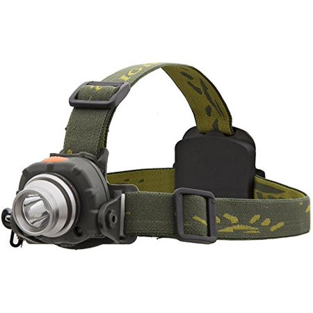 3W LED Waterproof Headlamp for Outdoor Camping, Hiking, Riding and Hunting PLUS ONE FREE GIFT thumbnail