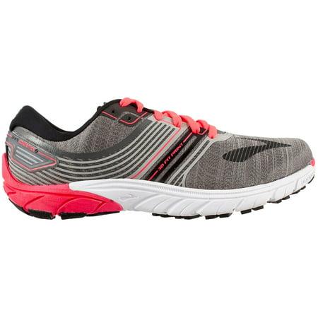 862fa94ad30e9 Brooks - Brooks Women s PureCadence 6 Running Shoes (Grey Pink