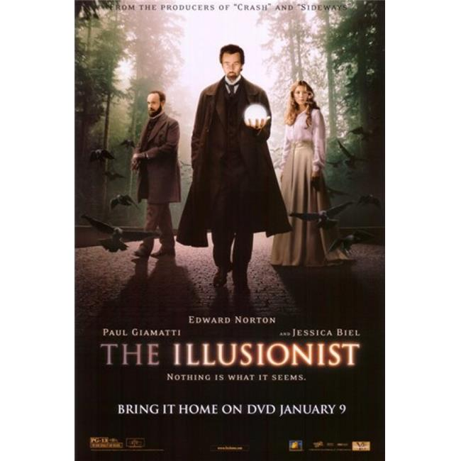 Posterazzi MOV399297 The Illusionist Movie Poster - 11 x 17 in. - image 1 de 1