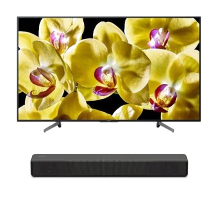 "Sony BRAVIA X800G 49"" Class 4K Ultra HD HDR Smart LED TV with (Best Sound Settings For Sony Bravia Led)"