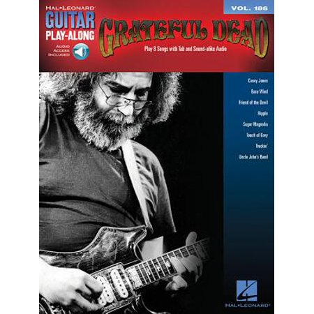 Dead Rocker Guitar (Grateful Dead : Guitar Play-Along Vol.)