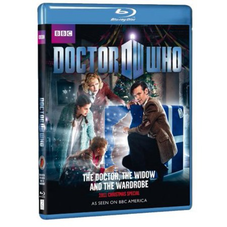 Doctor Who: The Doctor, The Widow and the Wardrobe (2011 Christmas Special) (Blu-ray)