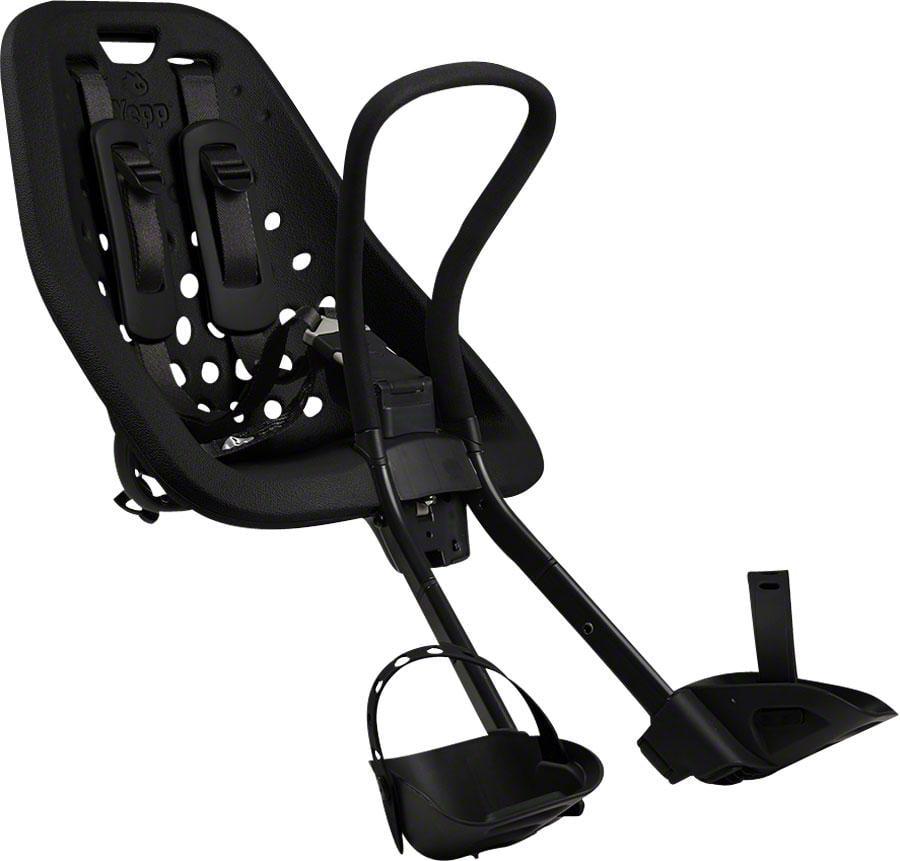 Yepp Mini Child Seat: Black by Thule