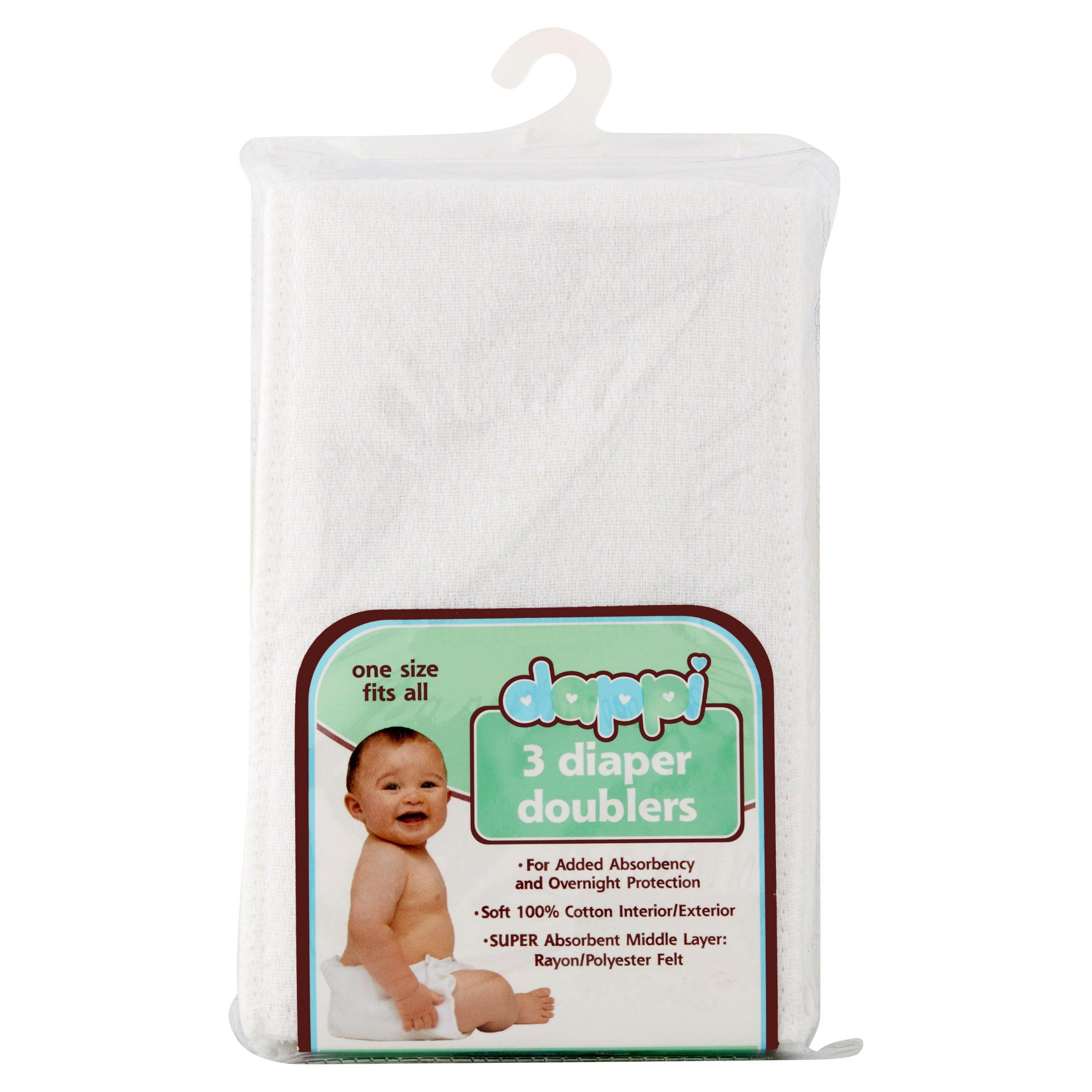 dappi Diaper One Size Fits All, 3.0 CT