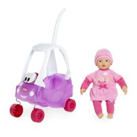 Deals on BABY Born First Cozy Coupe with Soft-Bodied Baby Doll