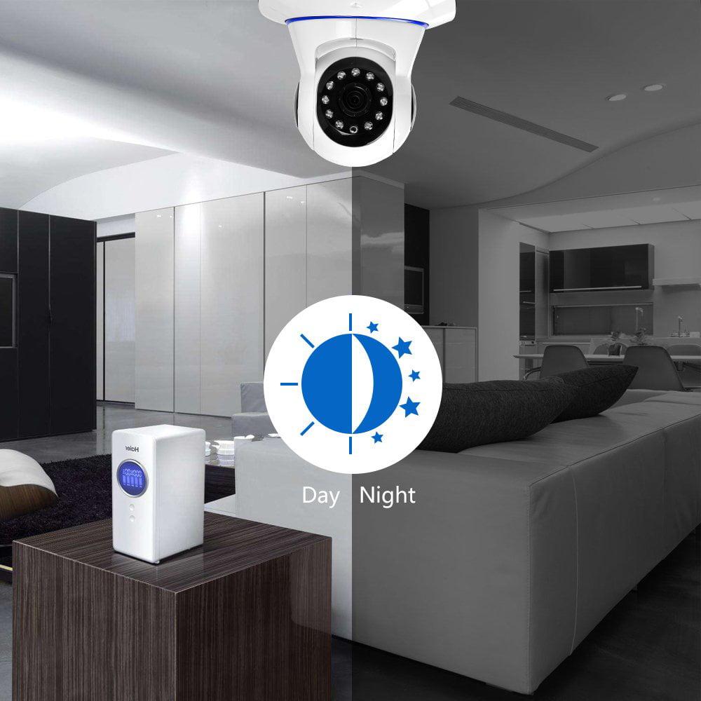 Pet Monitor, Nanny Camera, Baby Monitor 1080P HD Wireless IP Security Camera