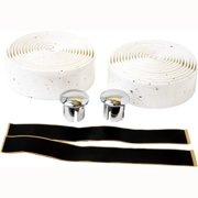 2 Pc White Bicycle Eva Cork Tape For Handle Bars Parts Replacement Bike