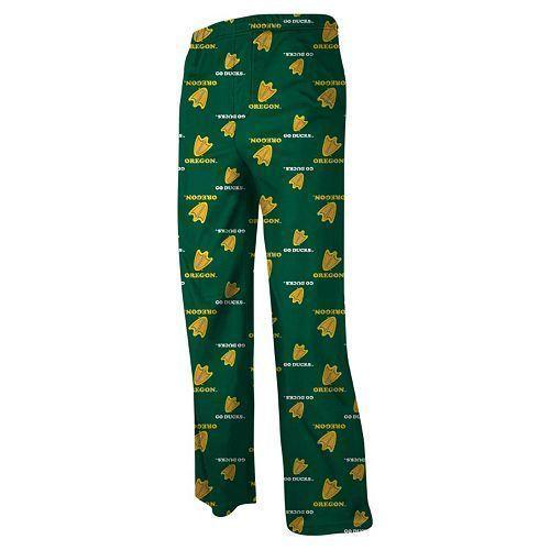 Oregon Ducks NCAA Gen 2 Sports Boys Lounge Pants by