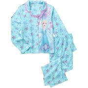 Girls' Licensed 2-Pc Coat Pajamas set