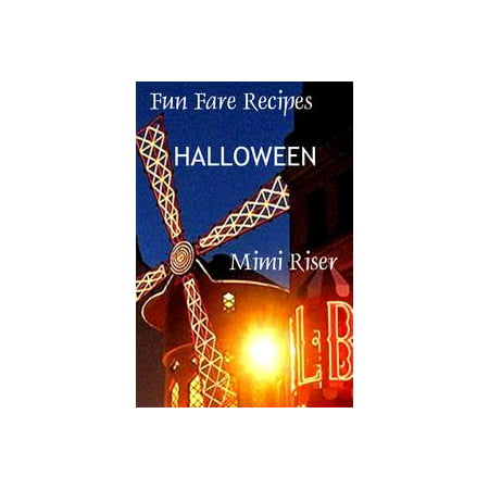 Fun Fare Recipes: Halloween - eBook - Guacamole Halloween Recipe