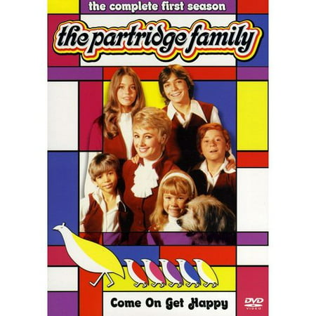 The Partridge Family: The Complete First Season (Full Frame)