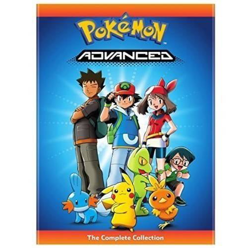 Pokemon Advanced: The Complete Collection by