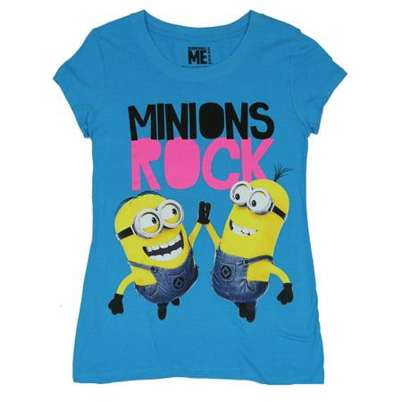 Despicable Me Girls Juniors T-Shirt -