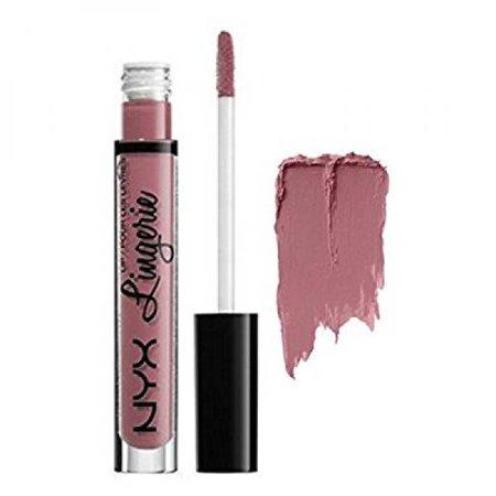 Nyx Lingerie Liquid Lipstick ~ EMBELLISHMENT