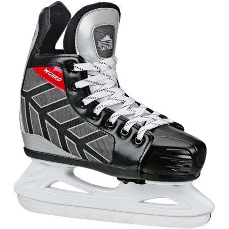 Lake Placid Wizard 400 Adjustable Ice Skates - Size M ()