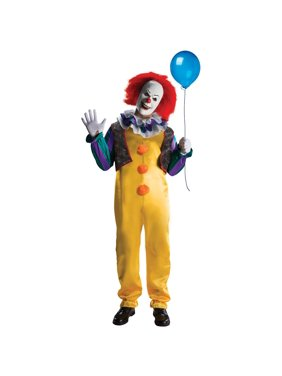 Classic Adult Pennywise Costume