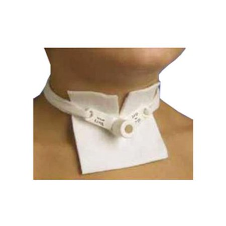 One piece trach tube holder, small part no. 597s (1/ea) ()