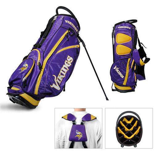 Team Golf NFL Minnesota Vikings Fairway Golf Stand Bag